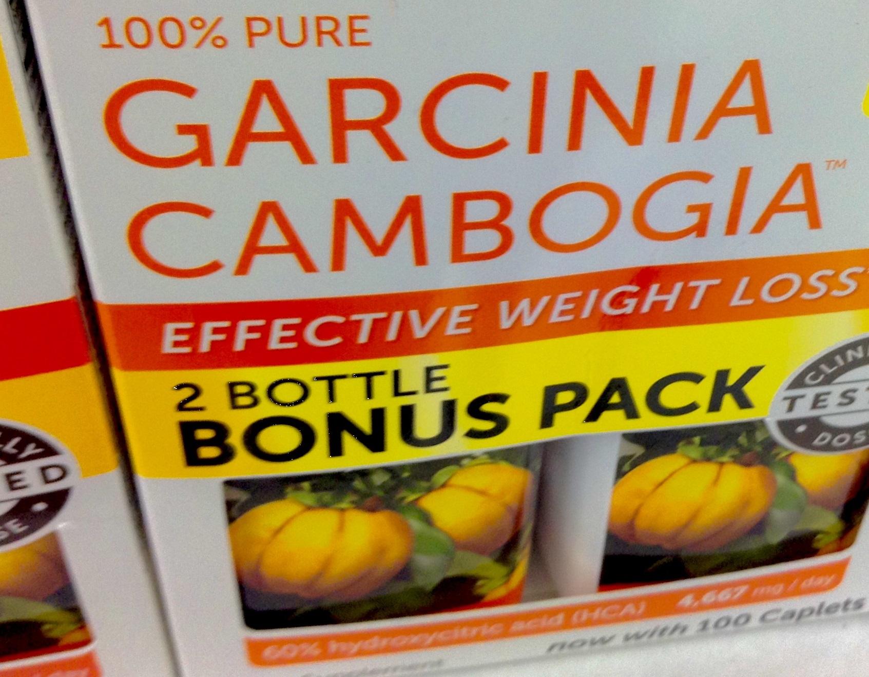 Garcinia Cambogia efficace pour programme minceur