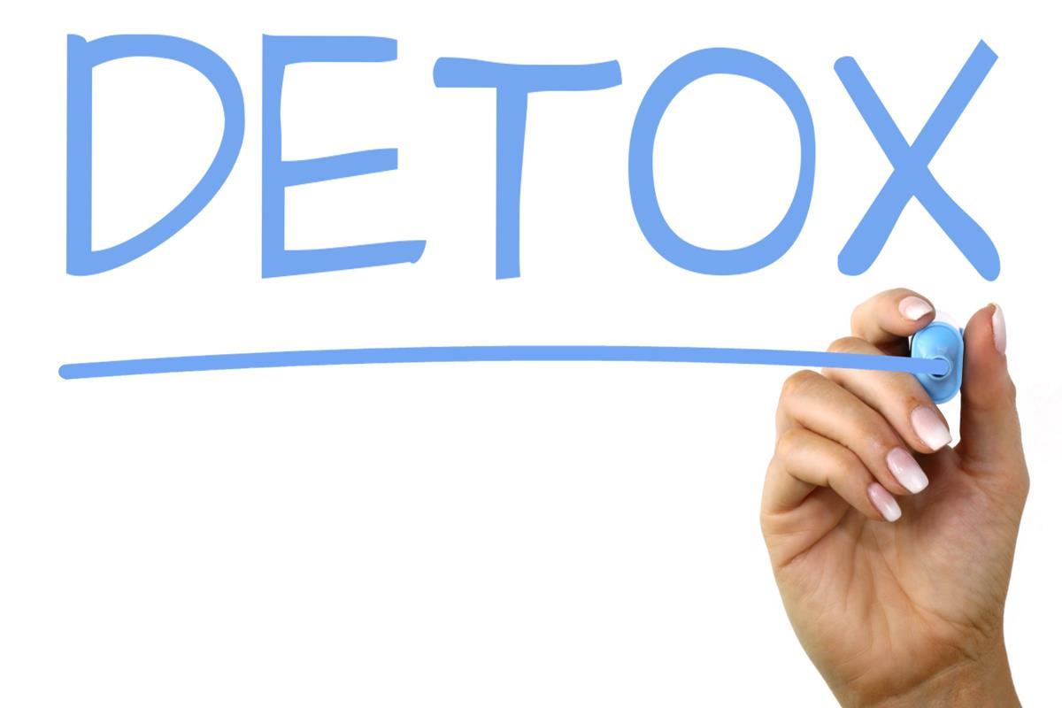 Super Detox : un puissant antioxydant composé de superaliments