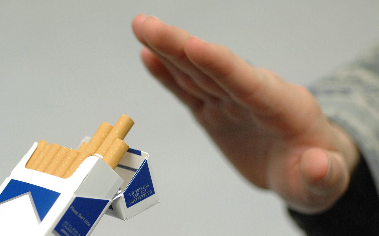 arrêter de fumer perdre du poids
