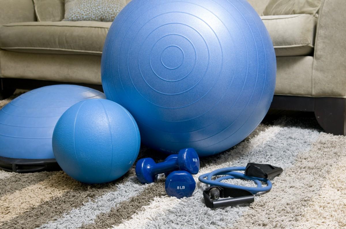 Quels équipements prévoir pour faire du sport à la maison ?