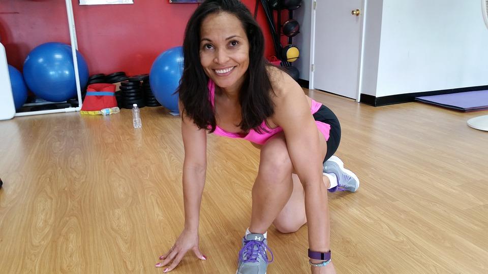 fitness - pratiquer sport