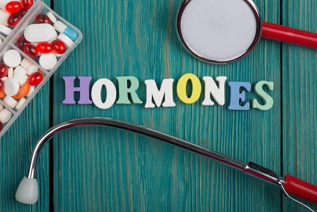 testostérone et taux d'hormones