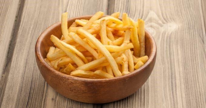 Peut-on manger des frites pendant un régime ?