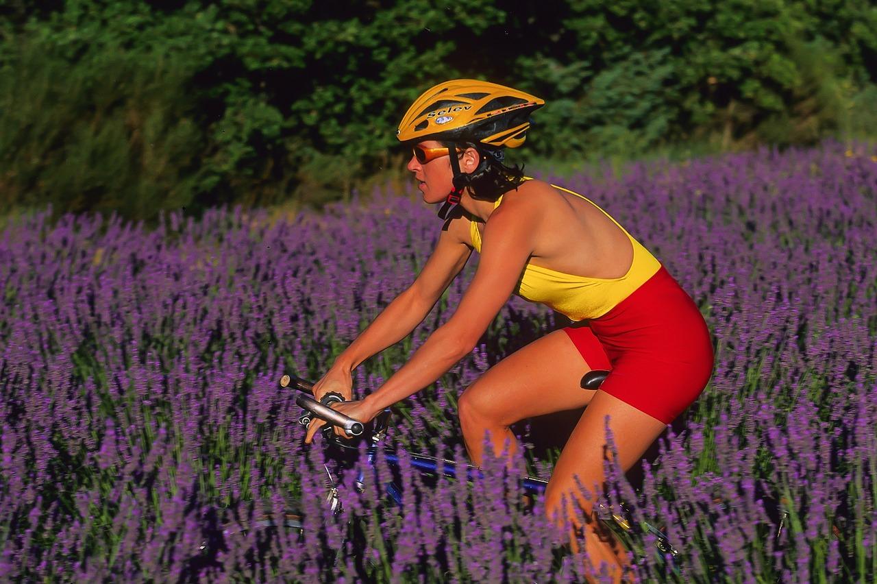 vélo pour sculpter le corps